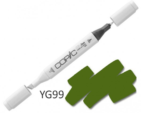 COPIC Marker YG99 - Marine Green