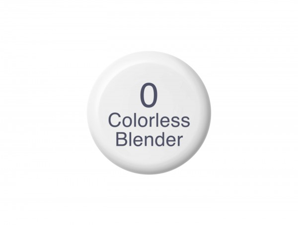 COPIC Ink - Colorless BLENDER - 0