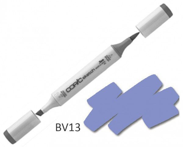 COPIC Sketch BV13 - Hydrangea Blue