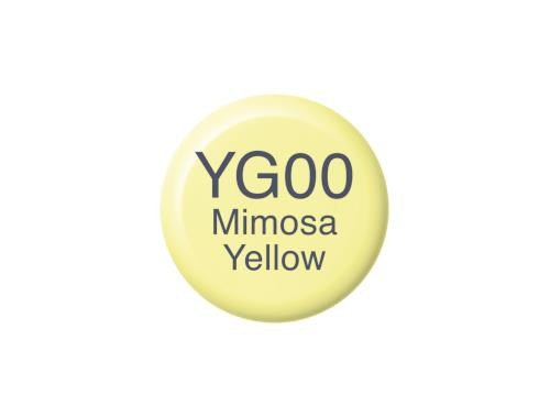 COPIC Ink YG00 - Mimosa Yellow
