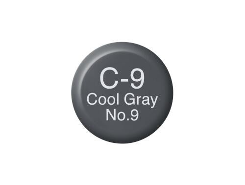 COPIC Ink C9 - Cool Gray