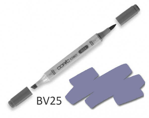 COPIC CIAO BV25 - Grayish Violet