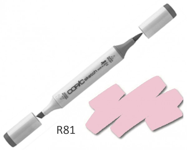 COPIC Sketch R81 - Rose Pink