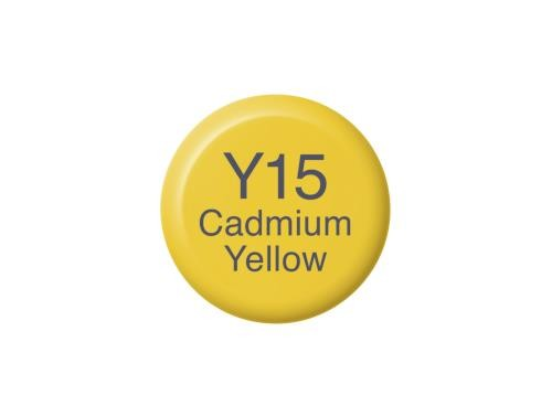 COPIC Ink Y15 - Cadmium Yellow