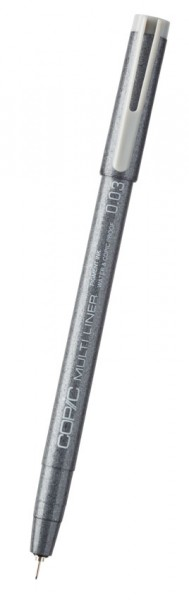 COPIC Multiliner CLASSIC warm grey 0,03 mm