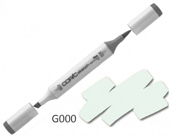 COPIC Sketch G000 - Pale Green