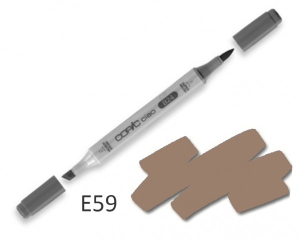 COPIC CIAO E59 - Walnut