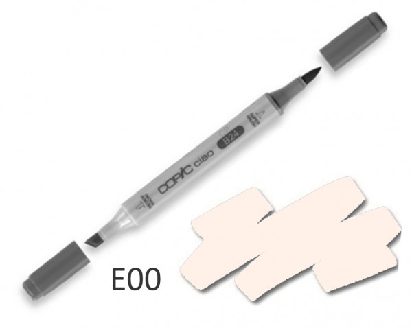 COPIC CIAO E00 - Skin White