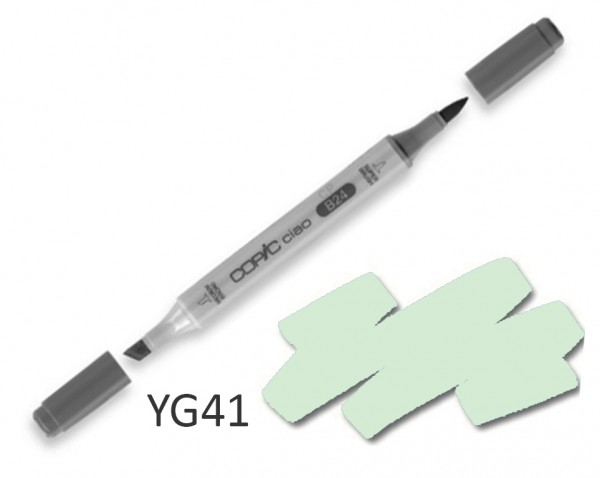 COPIC CIAO YG41 - Pale Green