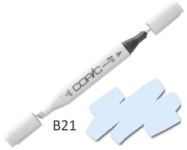 COPIC Marker B21 - Baby Blue