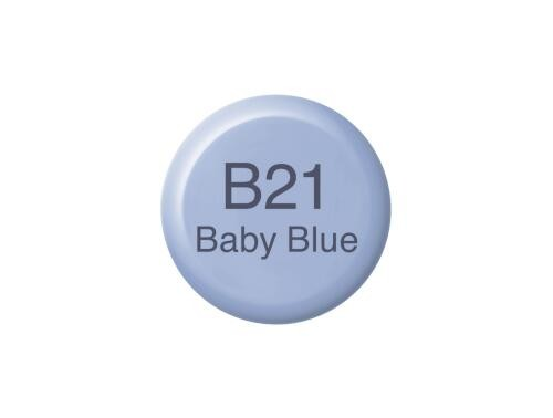 COPIC Ink B21 - Baby Blue