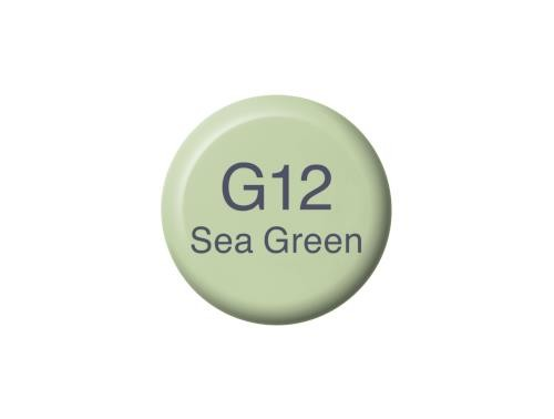 COPIC Ink G12 - Sea Green