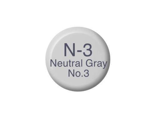 COPIC Ink N3 - Neutral Gray
