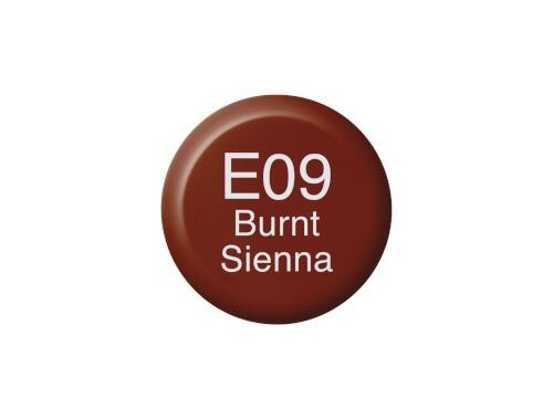 COPIC Ink E09 - Burnt Sienna