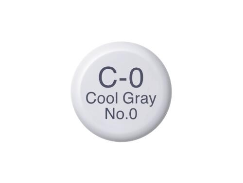 COPIC Ink C0 - Cool Gray