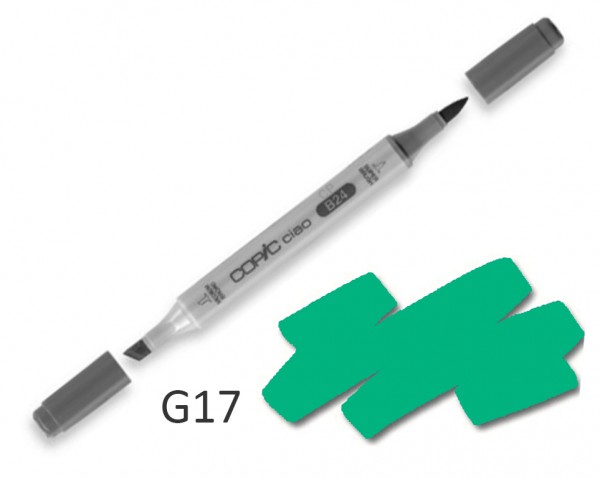 COPIC CIAO G17 - Forest Green