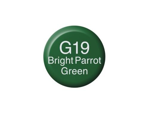 COPIC Ink G19 - Bright Parrot Green
