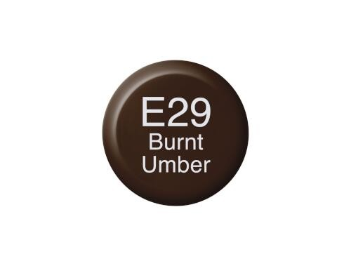 COPIC Ink E29 - Burnt Umber