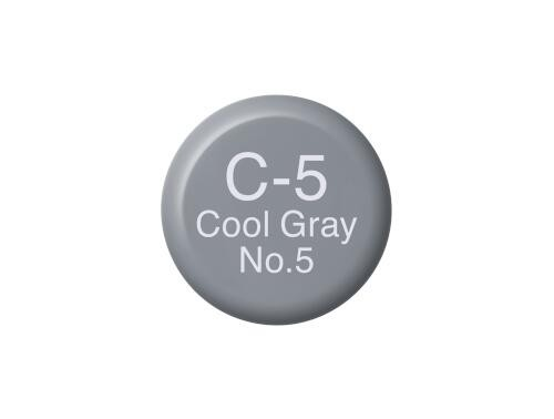 COPIC Ink C5 - Cool Gray
