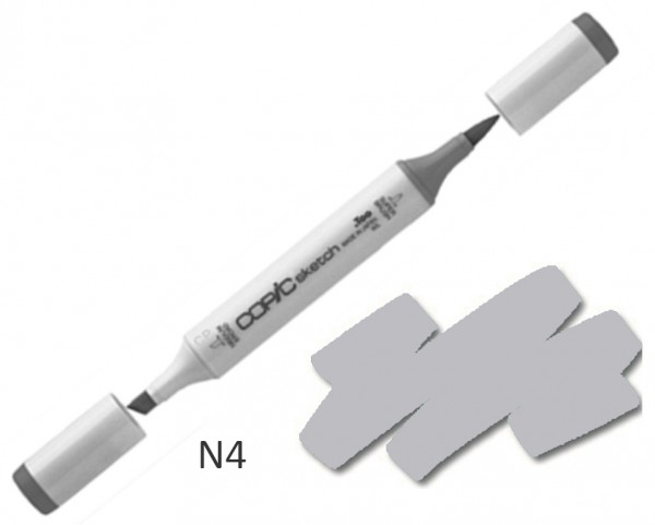 COPIC Sketch N4 - Neutral Gray