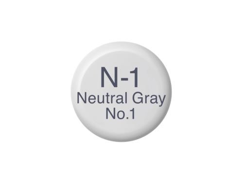 COPIC Ink N1 - Neutral Gray