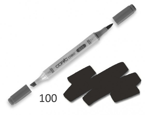 COPIC CIAO 100 - Black