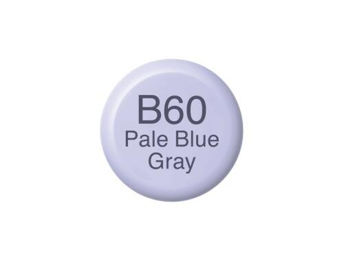 COPIC Ink B60 - Pale Blue Gray