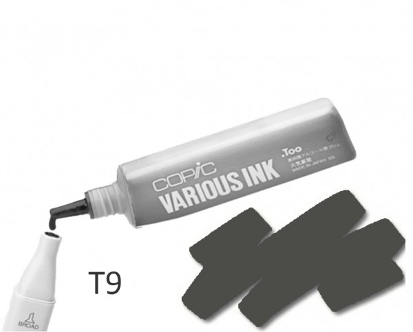 COPIC Various Ink T9 - Toner Gray