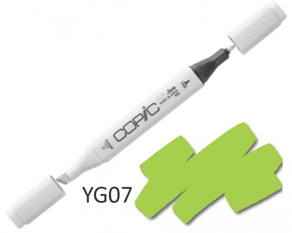 COPIC Marker YG07 - Acid Green