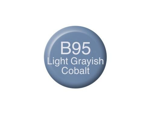 COPIC Ink B95 - Light Grayish Cobalt